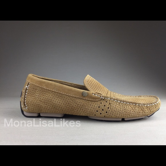 cb708cce77c New UGG Bel-Air Venetian perforated loafers shoes NWT